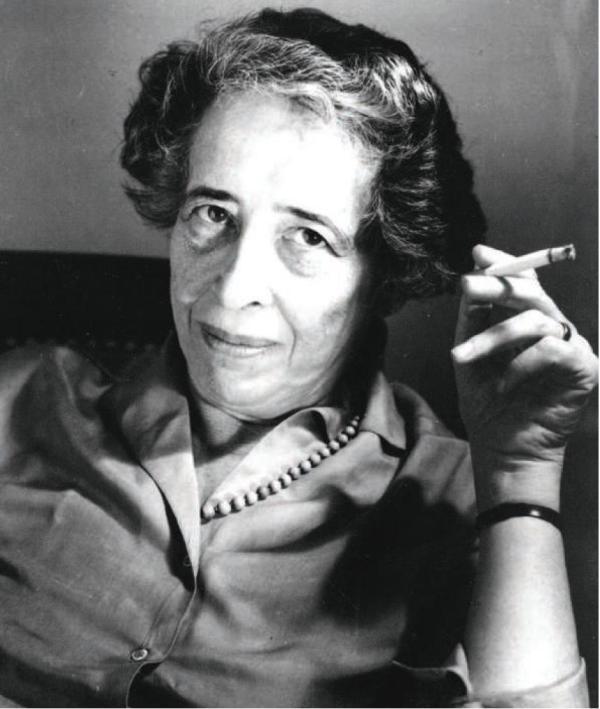 Resultado de imagen para educación Hannah Arendt